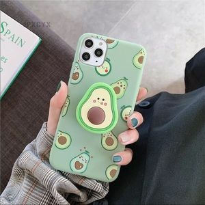 New iPhone 11 Pro avocado iPhone case and holder